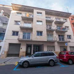 Отель Apartamentos AR Nautic Испания, Бланес - отзывы, цены и фото номеров - забронировать отель Apartamentos AR Nautic онлайн парковка