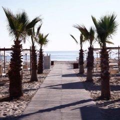 Отель Residence Lungomare Италия, Риччоне - отзывы, цены и фото номеров - забронировать отель Residence Lungomare онлайн пляж
