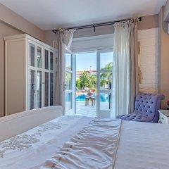 BeyEvi Hotel Чешме балкон