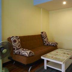 Отель Rachawadee Resort Koh Larn удобства в номере