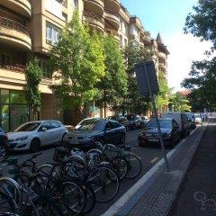 Отель Apartamento Ondarreta парковка