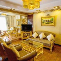 Отель Huong Giang Hotel Resort & Spa Вьетнам, Хюэ - 1 отзыв об отеле, цены и фото номеров - забронировать отель Huong Giang Hotel Resort & Spa онлайн комната для гостей фото 5