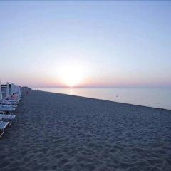 Toccacielo Hotel Village Нова-Сири пляж фото 2