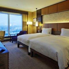 Отель Hilton Baku Азербайджан, Баку - 13 отзывов об отеле, цены и фото номеров - забронировать отель Hilton Baku онлайн комната для гостей фото 3