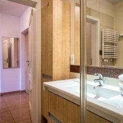 Отель Silver Apartments Польша, Варшава - отзывы, цены и фото номеров - забронировать отель Silver Apartments онлайн ванная фото 2