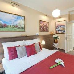 Отель Residence Milada Чехия, Прага - отзывы, цены и фото номеров - забронировать отель Residence Milada онлайн комната для гостей фото 13