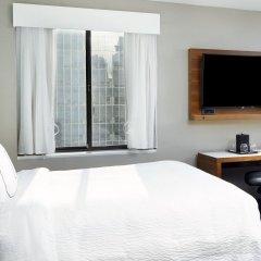 Отель Courtyard New York Downtown Manhattan/World Trade Center комната для гостей фото 4