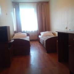 Гостиница Гвардейская Казань комната для гостей фото 5