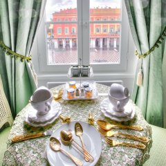 Отель ABA Luxury B&B Sasu питание
