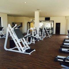 Отель Marina Fiesta Resort & Spa Золотая зона Марина фитнесс-зал