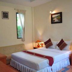Отель Samui Honey Cottages Beach Resort комната для гостей фото 4