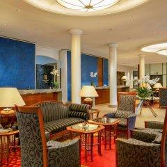 Отель Taschenbergpalais Kempinski Германия, Дрезден - 6 отзывов об отеле, цены и фото номеров - забронировать отель Taschenbergpalais Kempinski онлайн интерьер отеля
