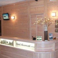 Hotel Miramonti Киеза-ин-Вальмаленко интерьер отеля фото 2