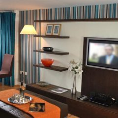 Отель Dreamhouse Apartments Glasgow West End Великобритания, Глазго - отзывы, цены и фото номеров - забронировать отель Dreamhouse Apartments Glasgow West End онлайн удобства в номере фото 2