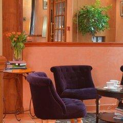 Отель Hôtel Istria Paris гостиничный бар