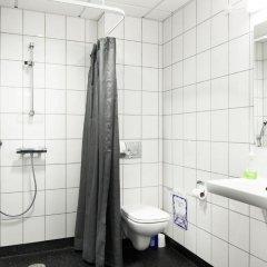 Отель Faber Дания, Орхус - отзывы, цены и фото номеров - забронировать отель Faber онлайн ванная