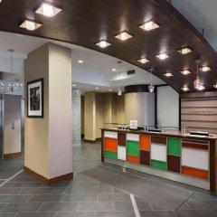 Отель Hampton Inn Manhattan Chelsea США, Нью-Йорк - отзывы, цены и фото номеров - забронировать отель Hampton Inn Manhattan Chelsea онлайн интерьер отеля