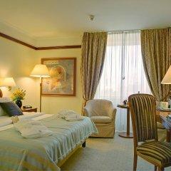 Гостиница Рэдиссон Славянская 4* Стандартный номер двуспальная кровать