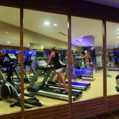 Отель Beach Club Doganay - All Inclusive фитнесс-зал фото 4