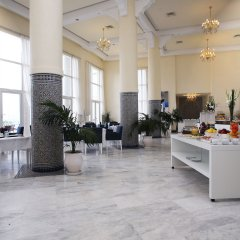 Отель Grand Mogador SEA VIEW Марокко, Танжер - отзывы, цены и фото номеров - забронировать отель Grand Mogador SEA VIEW онлайн интерьер отеля фото 2