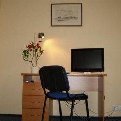 Отель Parkhotel Terezín Бенешов-над-Плоучницей удобства в номере
