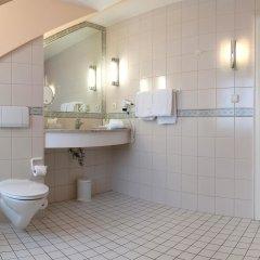 Galerie Hotel Leipziger Hof ванная