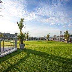 Отель Paripas Patong Resort спортивное сооружение
