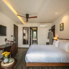 Отель Volar de Faifo Villa Хойан комната для гостей