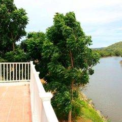 Отель Pran River View Resort балкон