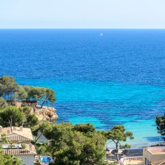 Hotel RD Costa Portals - Adults Only пляж
