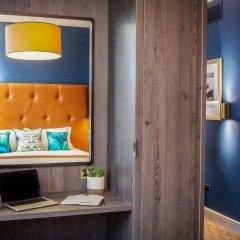 Отель Native Glasgow сауна