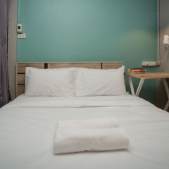 Born Free Hostel Vista Бангкок комната для гостей фото 4