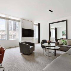 Отель Andaz 5th Avenue США, Нью-Йорк - отзывы, цены и фото номеров - забронировать отель Andaz 5th Avenue онлайн комната для гостей фото 2
