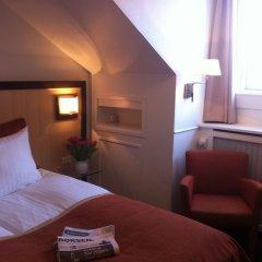 Ascot Hotel 4* Стандартный номер с различными типами кроватей