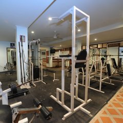 Отель Marika Residence Паттайя фитнесс-зал