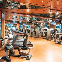 The Elysium Istanbul Турция, Стамбул - 1 отзыв об отеле, цены и фото номеров - забронировать отель The Elysium Istanbul онлайн фитнесс-зал фото 2