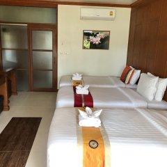 Отель Palm Beach Resort комната для гостей