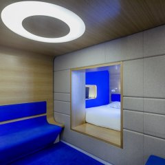 Отель Hôtel Odyssey by Elegancia сауна