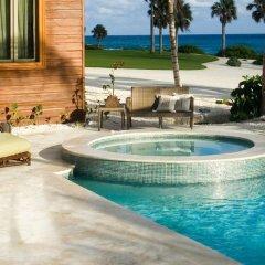 Отель Caleton Club & Villas Доминикана, Пунта Кана - отзывы, цены и фото номеров - забронировать отель Caleton Club & Villas онлайн бассейн фото 3