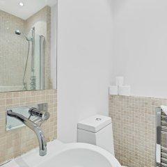 Апартаменты Boho Apartment in the Lanes ванная