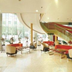 Отель Xian Union Alliance Atravis Executive Hotel Китай, Сиань - отзывы, цены и фото номеров - забронировать отель Xian Union Alliance Atravis Executive Hotel онлайн интерьер отеля