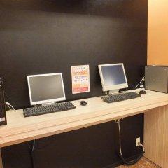 Отель 1-2-3 Kobe Кобе интерьер отеля