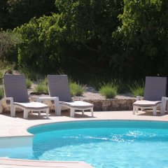 Hotel Les Cigales бассейн фото 2