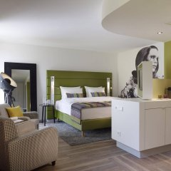 Отель Indigo Düsseldorf - Victoriaplatz Германия, Дюссельдорф - отзывы, цены и фото номеров - забронировать отель Indigo Düsseldorf - Victoriaplatz онлайн комната для гостей