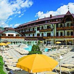 Hotel Sonklarhof Рачинес-Ратскингс бассейн фото 2