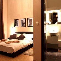 Отель Budapest Ville Bed And Breakfast Будапешт комната для гостей фото 3