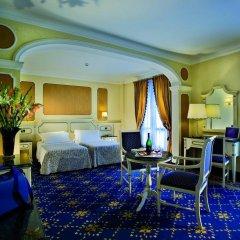 Отель Palace Meggiorato Абано-Терме комната для гостей