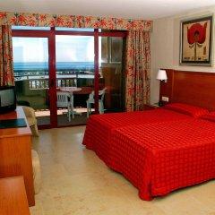 Отель Las Palmeras Фуэнхирола комната для гостей