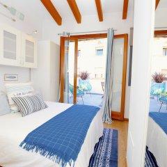 Отель Sant Miquel Homes Penthouse Испания, Пальма-де-Майорка - отзывы, цены и фото номеров - забронировать отель Sant Miquel Homes Penthouse онлайн комната для гостей фото 2