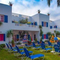 Отель Galini Holidays детские мероприятия